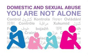 Domestic Abuse - You are not Alone